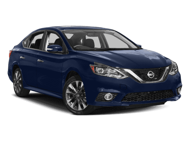 New 2017 Nissan Sentra 1.6 Turbo SR CVT FWD 4D Sedan