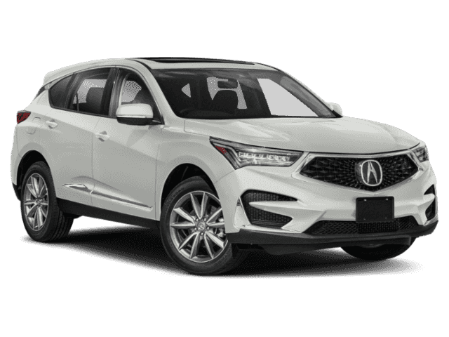 New 2021 Acura RDX Technology Package With Navigation & AWD