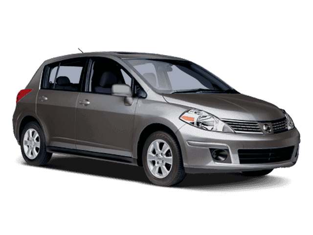 Pre-Owned 2009 NISSAN VERSA S Hatchbac