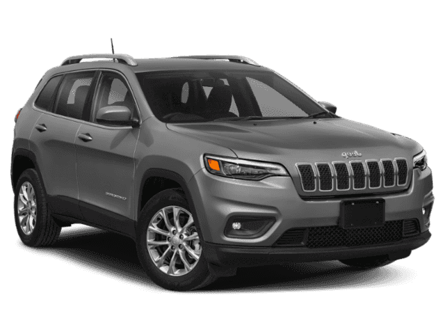 New 2020 Jeep Cherokee Latitude Plus 4WD