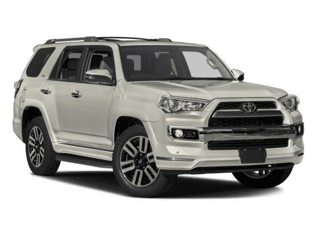 New 2016 Toyota 4Runner Limited