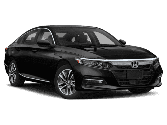 New 2019 Honda Accord Hybrid EX FWD 4D Sedan