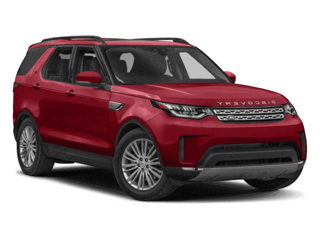 New 2017 Land Rover Discovery HSE Luxury