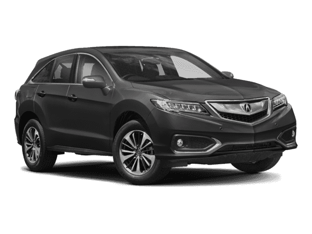 Certified Pre-Owned 2018 Acura RDX Advance Package With Navigation & AWD