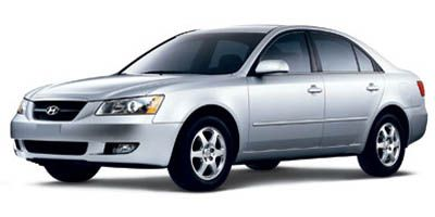 Pre-Owned 2006 HYUNDAI SONATA GLS Sedan