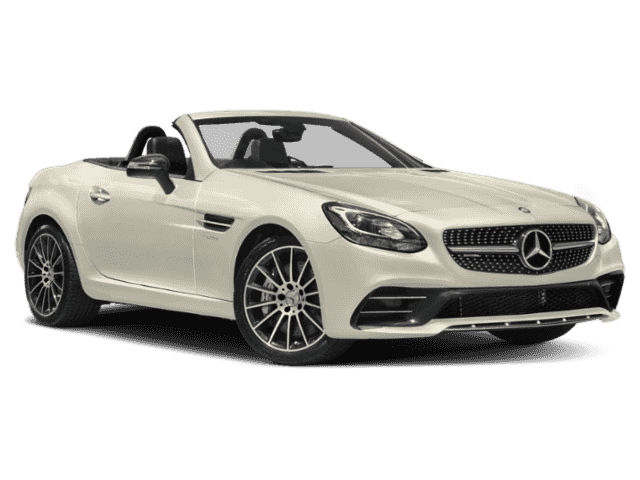 New 2019 Mercedes-Benz SLC SLC 43 AMG