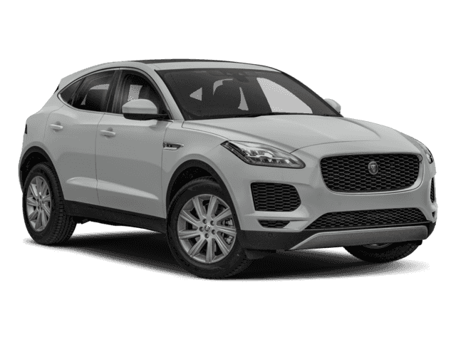 New 2018 Jaguar E-PACE S AWD