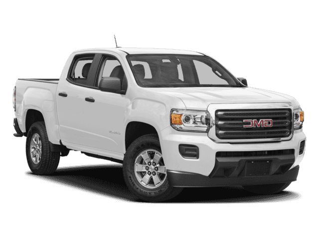 New 2016 GMC Canyon 2WD