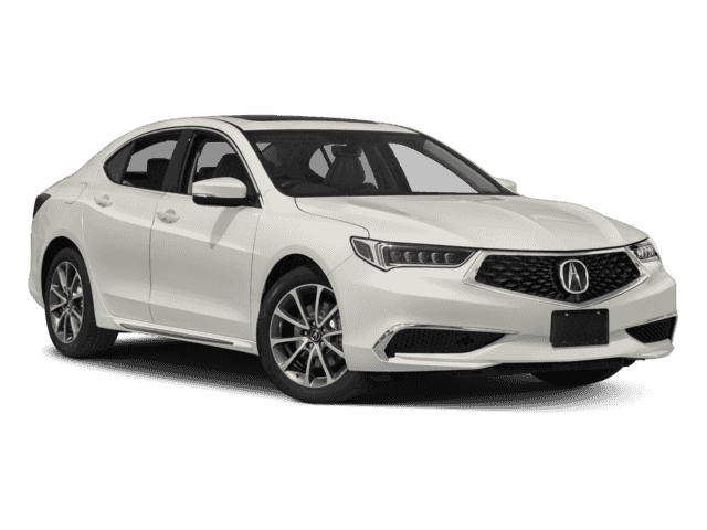 New 2018 Acura TLX 3.5L SH-AWD w/Tech Pkg