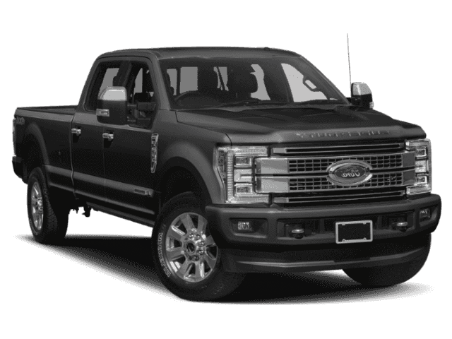 New 2019 Ford F-250 Super Duty Platinum