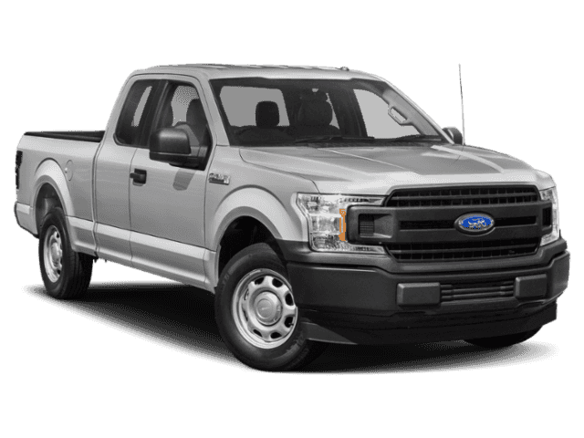 New 2019 Ford F-150 XLT RWD Extended Cab Pickup