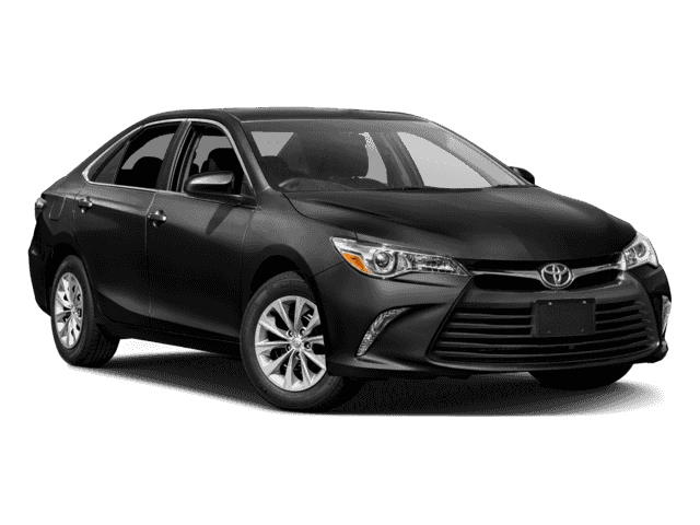 New 2017 Toyota Camry LE 4dr Car