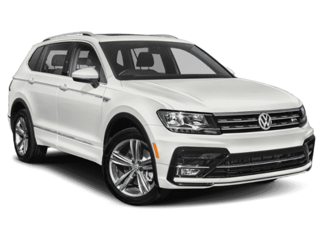 New 2019 Volkswagen Tiguan 2.0T SEL R-Line AWD 4D Sport Utility 4Motion