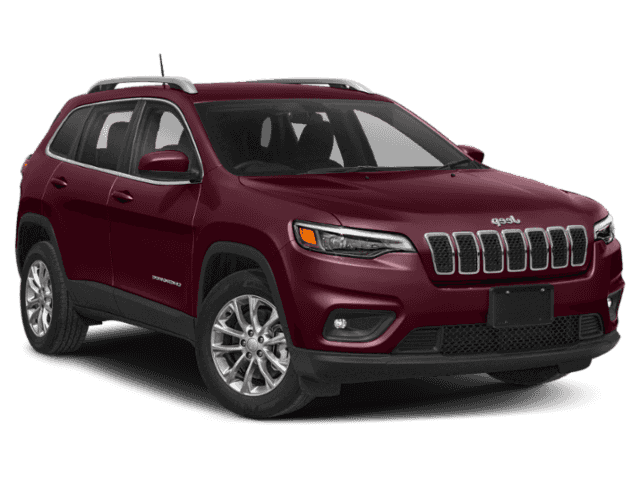 New 2019 JEEP Cherokee 4d SUV 4WD Latitude Plus 2.0L Turbo