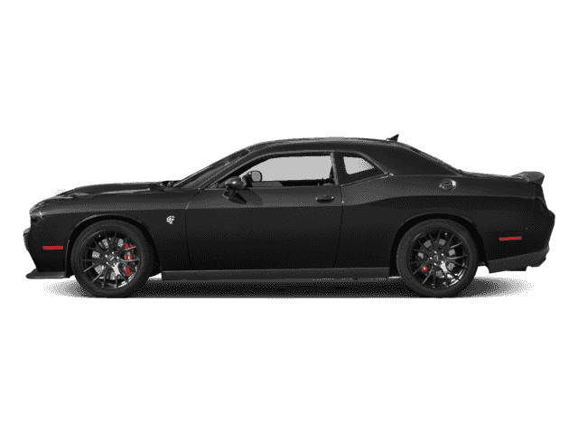 New 2018 Dodge Challenger Srt Hellcat Coupe In Tacoma D180580