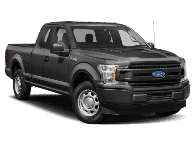 New 2020 Ford F-150 XL 4WD Extended Cab Pickup