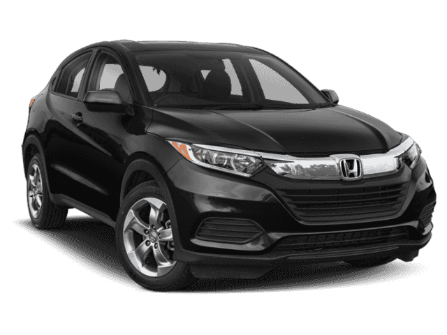New 2019 Honda HR-V LX 1.8