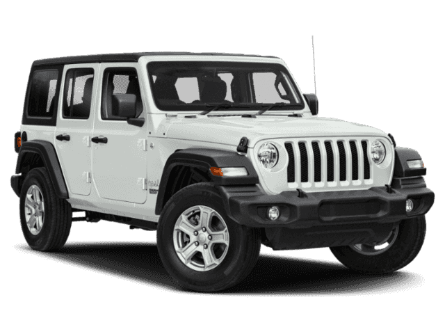 New 2020 Jeep Wrangler Unlimited North Edition