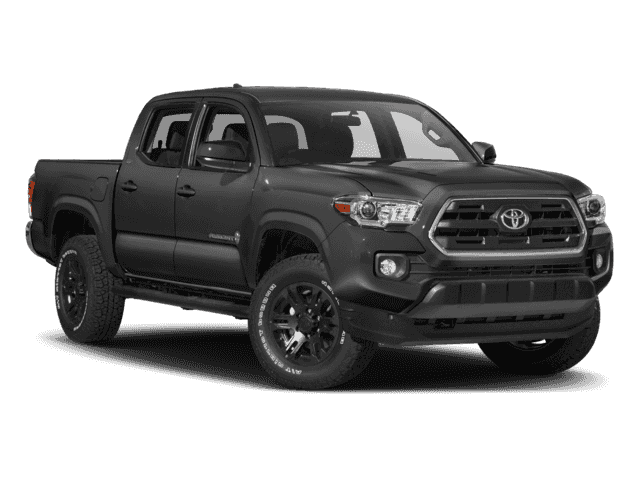 New 2018 Toyota Tacoma SR5 Double Cab 4x4 V6 Long Bed