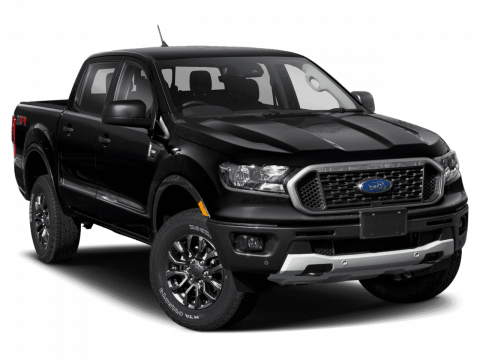 New 2019 Ford Ranger XLT Sport Crew Cab 2WD