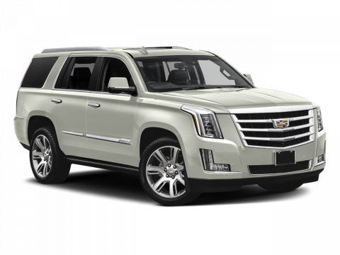 New 2018 Cadillac Escalade Premium Luxury