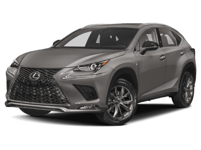 New 2020 Lexus NX 300 F SPORT - In-Stock