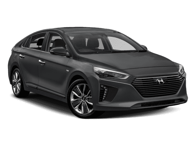 New 2018 HYUNDAI IONIQ HEV LIMITED HATCHBACK