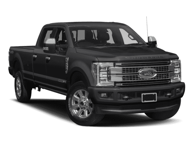 New 2018 Ford F-250 Diesel Platinum