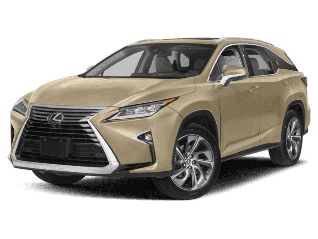 New 2019 Lexus RX 350L - Offsite Location