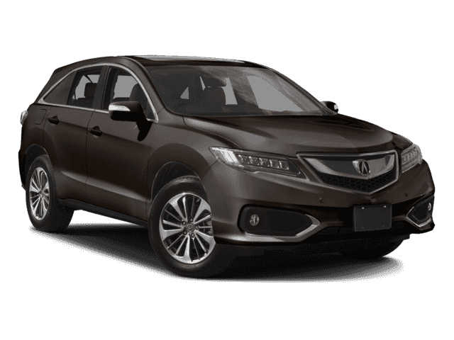 New 2017 Acura RDX w Advance Pkg Sport Utility in Laurel AA