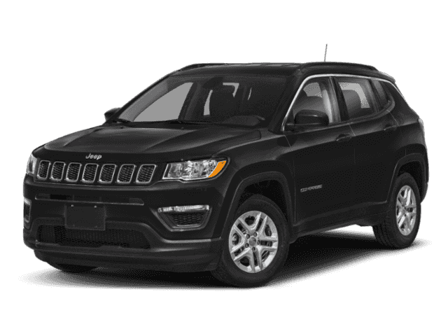 New 2020 JEEP Compass COMPASS SUN AND SAFETY FWD