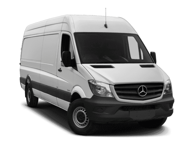 New 2018 Mercedes Benz Sprinter 2500 Cargo Van