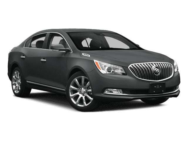 Pre-Owned 2015 BUICK LACROSSE Leather Se