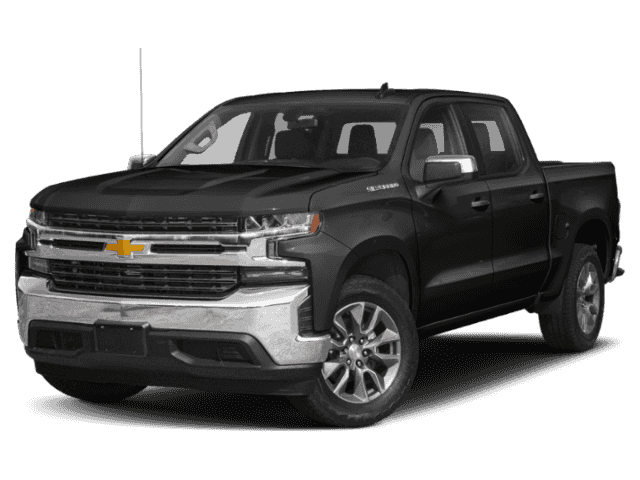 2020 Chevrolet Silverado 1500 Crew Cab 4x4 Custom Trail Boss/ Standard Box
