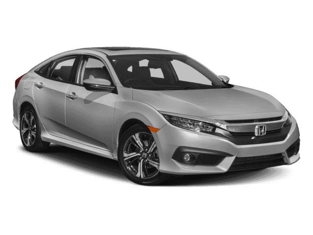 New 2018 Honda Civic Touring with Navigation