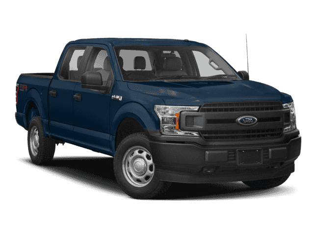 New 2018 Ford F-150 2WD SUPERCREW 145 XLT