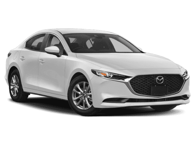 New 2019 Mazda3 GS at