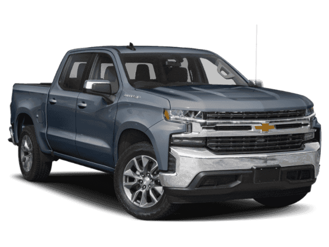 New 2019 Chevrolet Silverado 1500 Silverado Custom Trail Boss