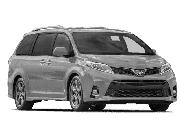New 2018 TOYOTA Sienna XLE 3.5L (8 Psgr) Front Wheel Drive SV