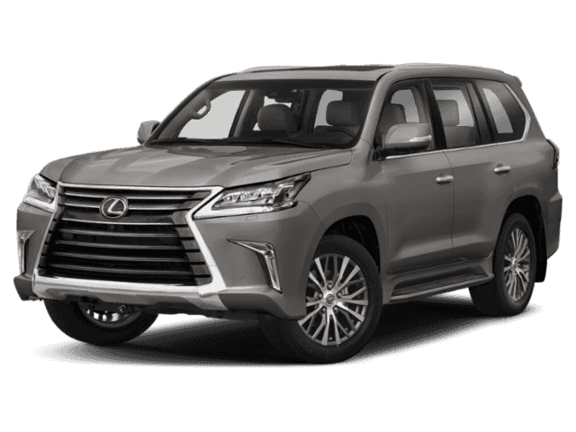 New 2019 Lexus LX 570 THREE-ROW LX 570