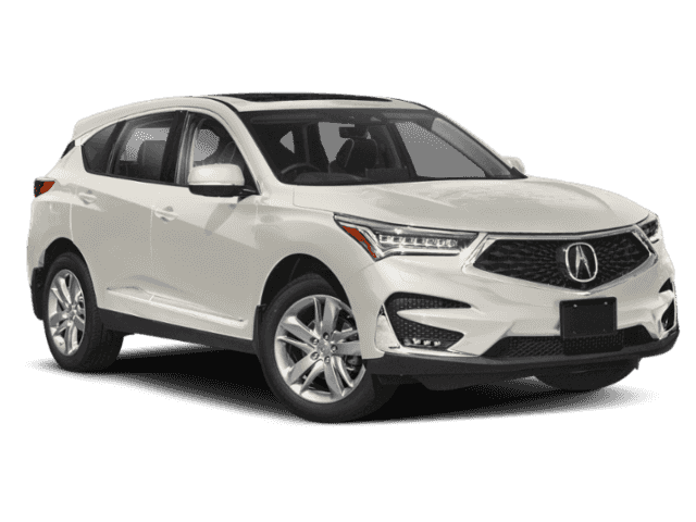 New 2020 Acura RDX Platinum Elite AWD