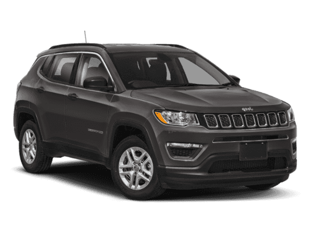 New 2020 Jeep Compass LAT FWD