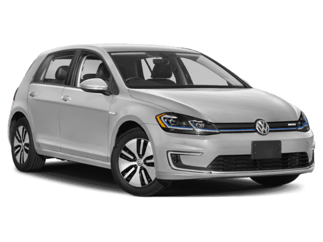 New 2018 Volkswagen e-Golf 4d Hatchback SEL Premium