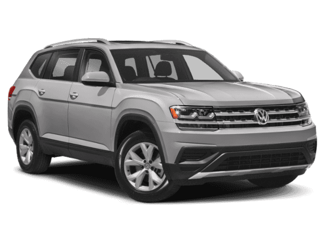 2020 Volkswagen Atlas V6 SE with 4MOTION®