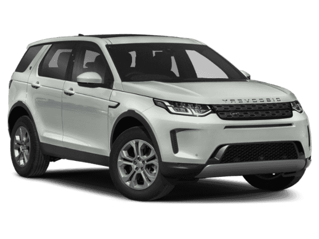 New 2020 Land Rover Discovery Sport R-Dynamic SE